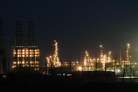 辽宁盘锦北方沥青燃料有限公司100万吨年渣油深加工项目电气仪表安装工程